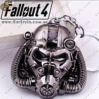 "Брелок Fallout - ""Fallout 4"" - большой размер!"