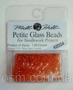 Бисер Mill Hill Petite Glass Beads