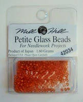 Бисер Mill Hill Petite Glass Beads