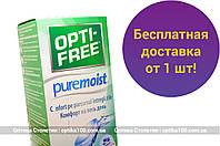 Раствор для контактных линз Опти-Фри (Opti-Free) PureMoist 300