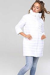 Женская осенняя куртка рукава 3/4 Анаит   Nui Very (Нью вери)