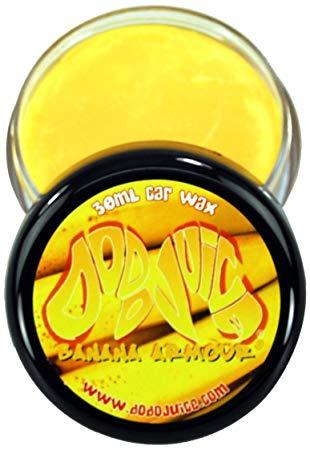 Dodo Juice Banana Armour воск с карнаубой