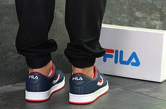 Мужские кроссовки a Прессованная кожа Подошва резина (прошитые), фото 2