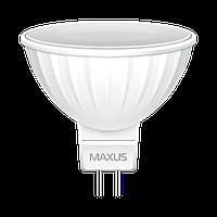 Светодиодная лампа LED Maxus 3W Mr16