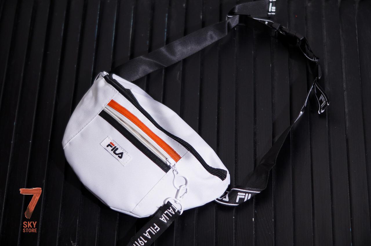 3d99a817071d поясная сумка Fila White реплика в категории поясные сумки на