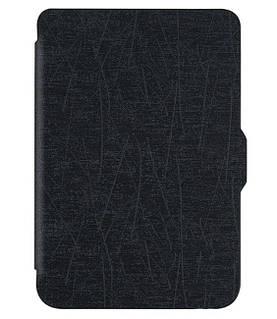 Обкладинка для електронної книги Pocketbook 616 / 627 / 632 Slim - Scratch Black