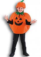 Карнавальный костюм Carnival Toys Тыква рост 114-138 см