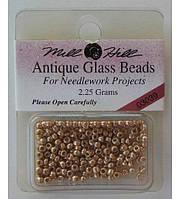 Бисер Antique Glass Beads 11/0 (03039, античная шампань)
