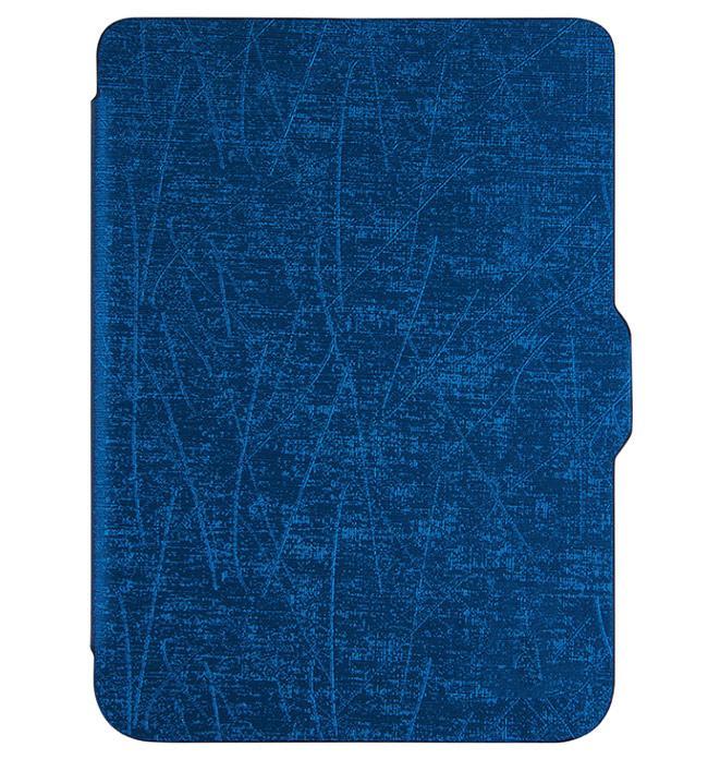 Обложка для электронной книги PocketBook 606 / 616 / 627 / 628 / 632 / 633 Slim - Scratch Dark Blue