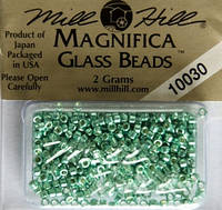 Бисер Mill Hill Magnifica Glass Beads Ice Green