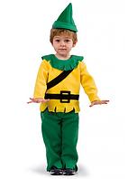 Карнавальный костюм Carnival Toys Робин Гуд (Эльф) рост 112-114 см