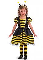 Карнавальный костюм Carnival Toys Пчелка рост 122-126 см