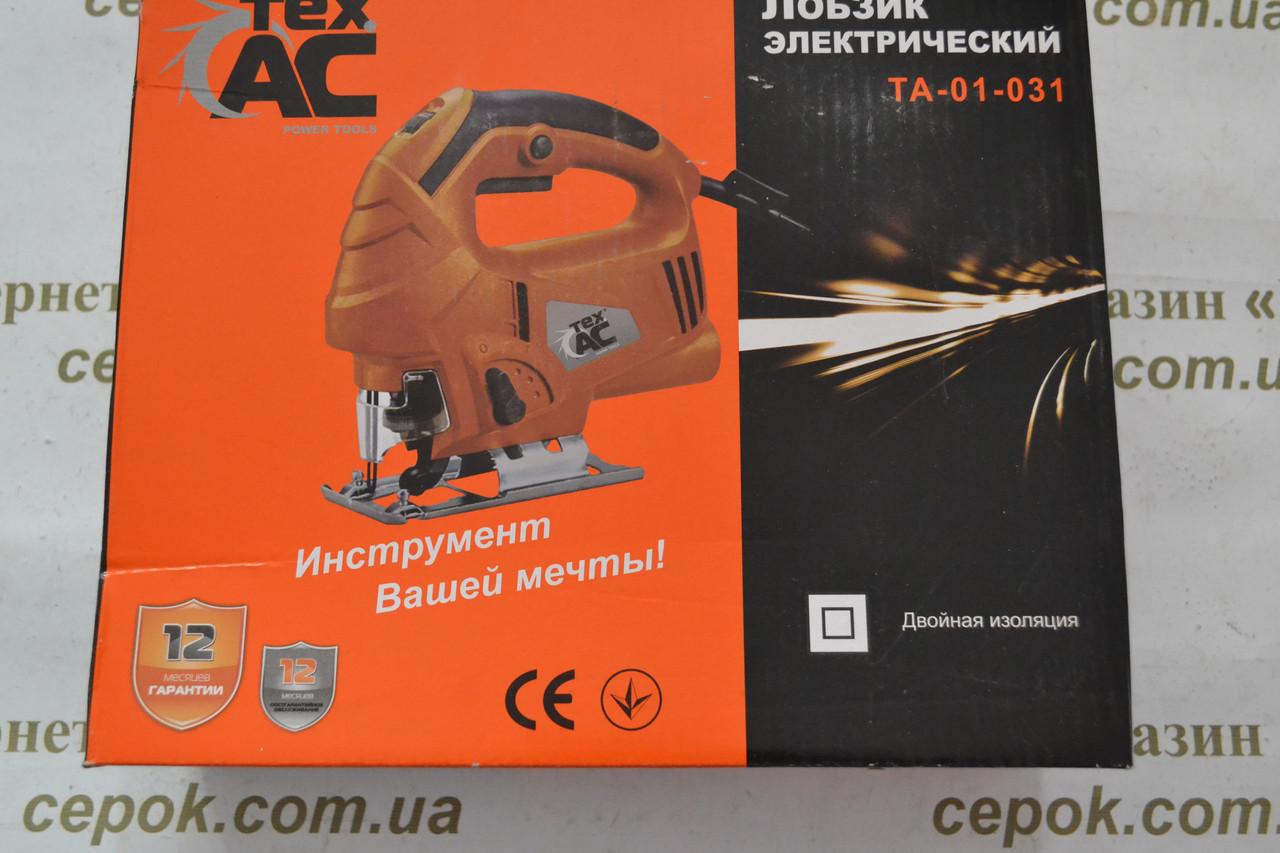 Лобзик электрический ТехАС ТА-01-031 (850 Вт)