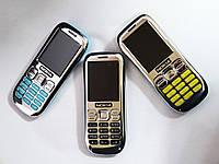 "Телефон Nokia Asha 101 - 2Sim+2,2""+Camera+Bluteoth+FM+Метал корпус, фото 1"