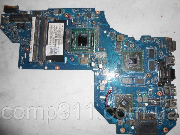 Материнская плата для ноутбука HP M6 QCL51 LA-8712P rev 1.0, фото 1