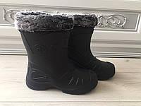 Сапоги ПВХ ЭВА с утеплителем, фото 1