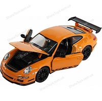 "Машина Welly ""PORSCHE 911 GT3 RS"""