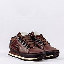 Мужские кроссовки New Balance 754 вишневые топ реплика, фото 2