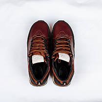 Мужские кроссовки New Balance 754 вишневые топ реплика, фото 3