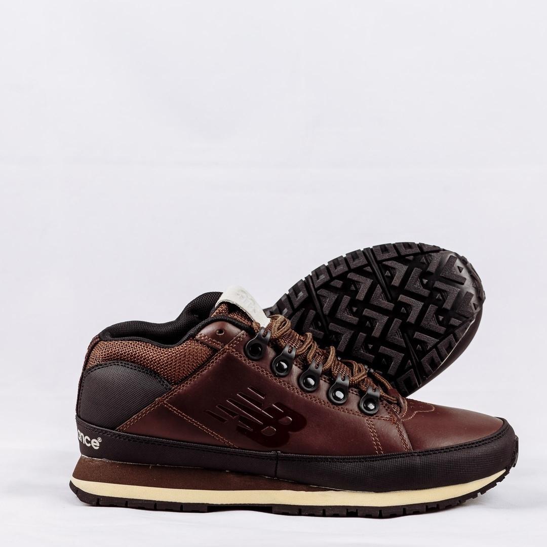 Мужские кроссовки New Balance 754 вишневые топ реплика