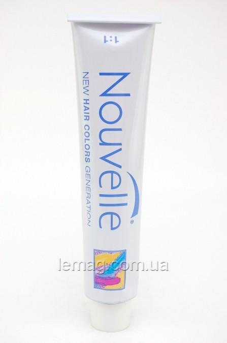 Nouvelle X-Chromatic Стойкая крем-краска 9.39 - Очень светлый золотисто-песочный блондин, 100 мл