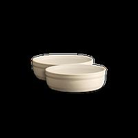 Набор форм для крем-блюле Emile Henry 13 см 2 шт кремовых 024013
