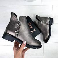 Женские осенние ботинки 11198, фото 1