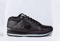 Мужские кроссовки New Balance 754 черные топ реплика