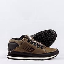 Мужские кроссовки New Balance 754 оливковые топ реплика, фото 3