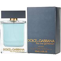 Туалетная вода для мужчин Dolce & Gabbana The One Gentleman (Дольче  Габбана Джентльмен) реплика, фото 1