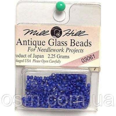Бисер Mill Hill Antique Glass Beads