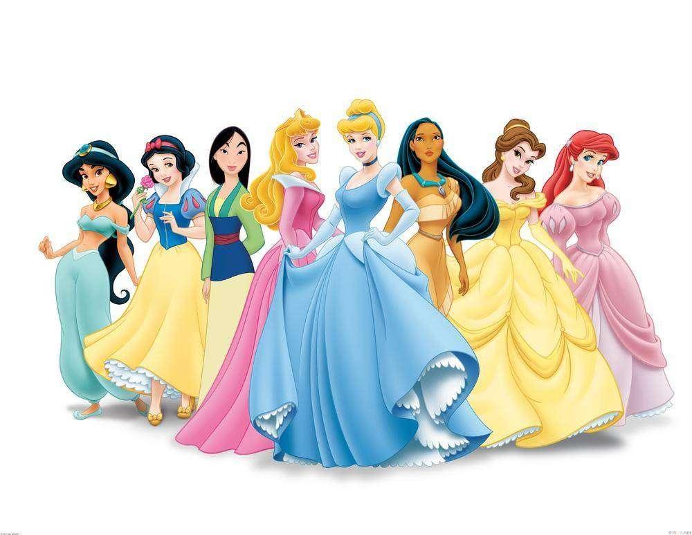 10 интересных фактов о принцессах Дисней