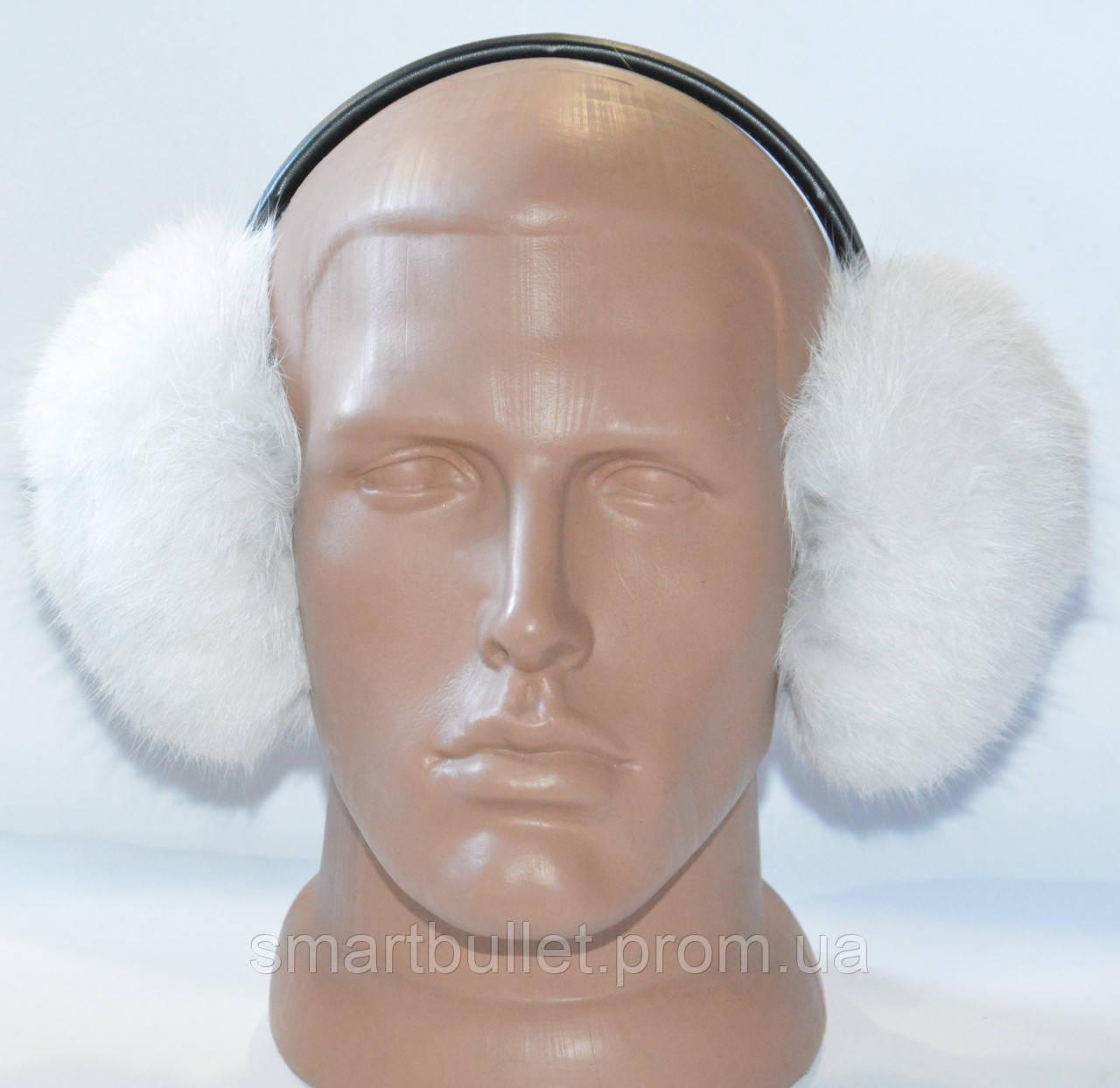 Хутряні навушники