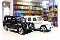 Игрушка машина модель Мерседес Бенц (Mercedes-Benz).Железные игрушечные машинки Гелендваген (Гелик)от Автопром