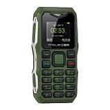 Мини телефон Melrose S10  1 сим,1 дюйм,450 мА\ч., фото 6