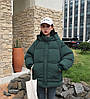 Куртка-пуховик - 4 цвета, фото 8