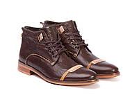 Ботинки Etor 4691-5377-03 40 коричневые, фото 1