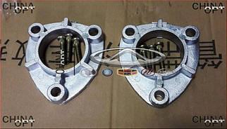 Проставки увеличения клиренса, передние, комплект, h=20mm, Geely GC6 [LG-4], GMKRFR, Ukraine Product