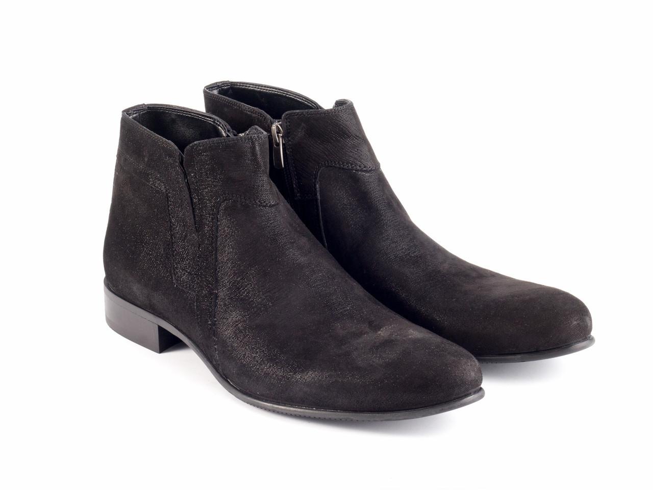 Ботинки Etor 10760-5754-45 45 черные