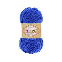 Детская пряжа Софти Softi Alize, № 141, синий