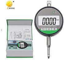 Цифровой индикатор часового типа (ИЧЦ) JIGONG JIGIP54 (0-12,7 мм; 0,001 мм) в водозащитном корпусе IP54
