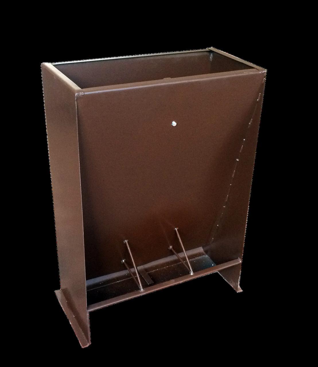 Кормушки для поросят (от 10 - 50 кг) для доращивания 3 секции