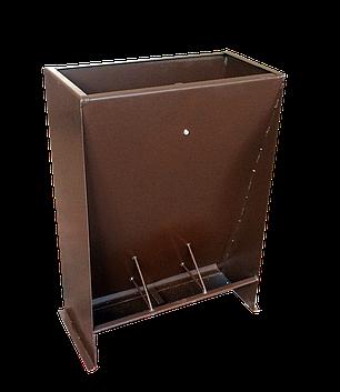 Кормушки для поросят (от 10 - 50 кг) для доращивания 3 секции, фото 2