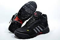 Мужские зимние кроссовки в стиле  Adidas Terrex Seamaster 350, Черные