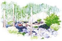 Вертикальное озеленение и малые архитектурные формы