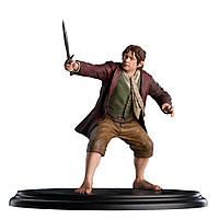 Статуэтка Weta Collectibles Хоббиты The Hobbit BILBO BAGGINS  Бильбо Бэггинс BL86