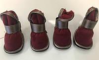 Pet Fashion КРОСС - утепленные ботинки для собак