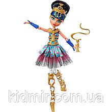 Кукла Monster High Клео де Нил (Cleo De Nile) из серии Ballerina Ghouls Монстр Хай