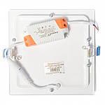 Светодиодный встраиваемый светильник ЕВРОСВЕТ LED-S-170-12 12W 4200K/6400K, фото 6
