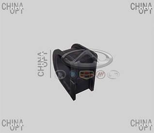 Втулка крепления рулевой рейки, Chery QQ [S11, 0.8], S11-3401011, Aftermarket